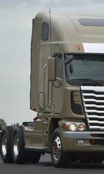 Themes Freightliner ArgoTrucks apk screenshot