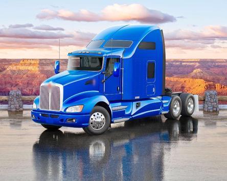 Themes Kenworth T660 Trucks apk screenshot