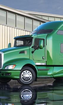 Themes Kenworth T660 Trucks poster