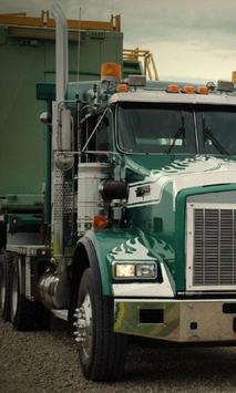 Themes Kenworth T800 Trucks apk screenshot