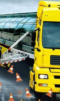 Themes MAN TGA Trucks poster