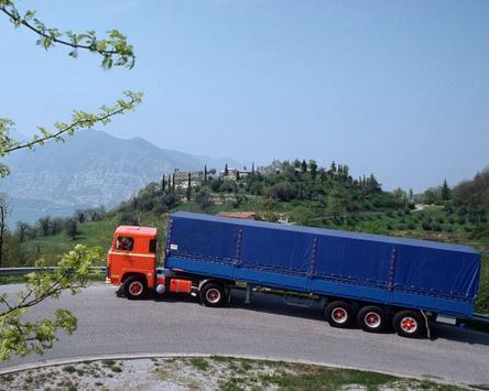Themes Scania LB Trucks apk screenshot