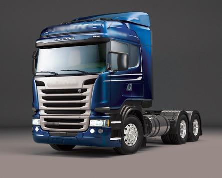 Themes Scania R440 Trucks apk screenshot