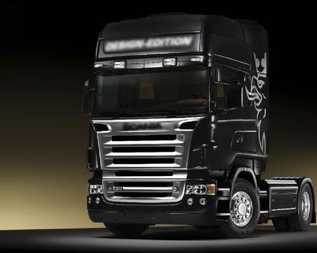 Themes Scania R480 Trucks apk screenshot