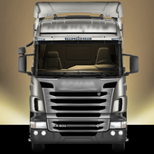 Themes Scania R500 Trucks icon