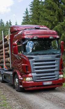 Themes Scania Trucks apk screenshot