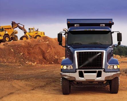 Themes Volvo Mix Trucks apk screenshot
