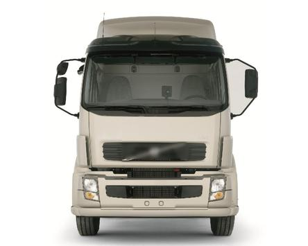 Themes Volvo VM 310 Trucks apk screenshot