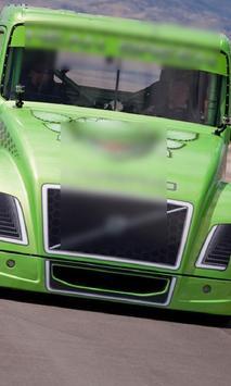 Themes Volvo VNL Trucks poster