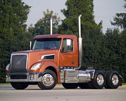 Themes Volvo VT800 Trucks screenshot 3