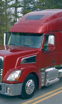 Themes Volvo VT800 Trucks screenshot 1