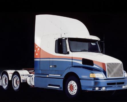 Themes Volvo VT800 Trucks screenshot 4