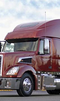 Themes Volvo VT800 Trucks poster