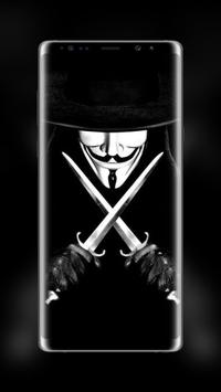 Anonymus Wallpapers HD poster