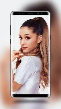 Ariana Grande Wallpapers HD screenshot 3