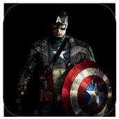 Captain America Wallpaper HD icon