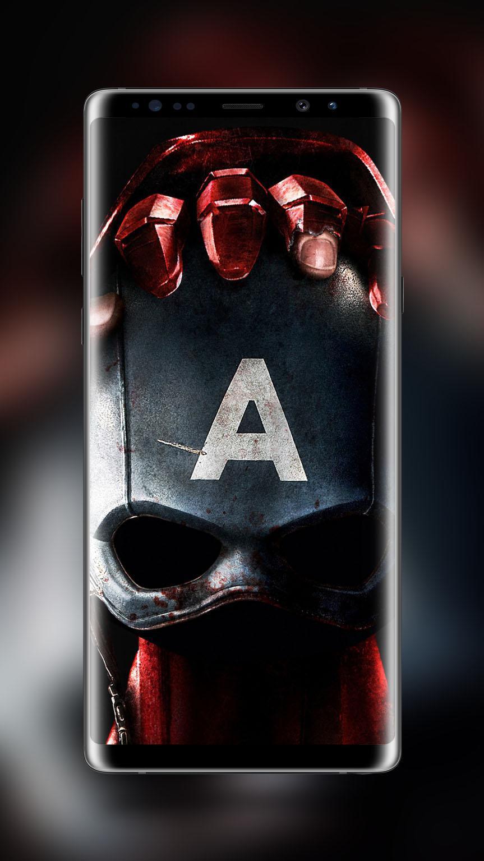 Download 1000 Wallpaper Android Captain America HD Terbaru