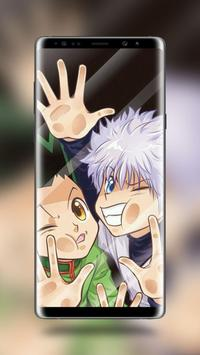 Hunter X Walpapers New poster