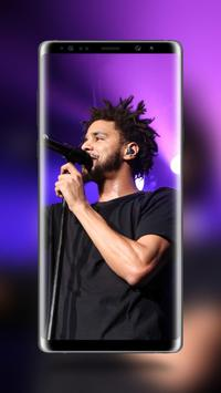 J Cole Wallpaper screenshot 2