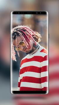 Lil Pump Wallpapers New poster