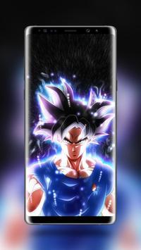 Ultra Instinct Goku Wallpapers New poster