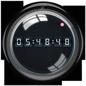 Super Digital HD Clock icon