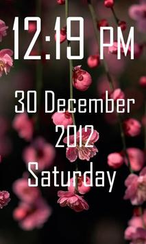 Super Digital HD Clock apk screenshot