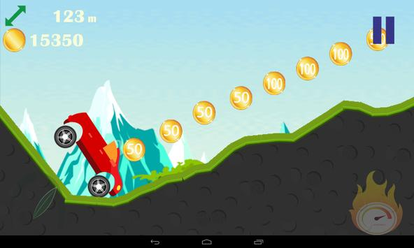 Hill Climb CC apk screenshot
