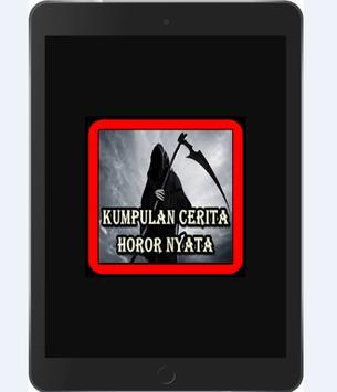 Kumpulan Cerita Horor Nyata poster