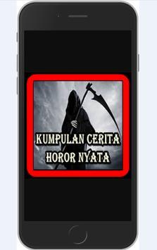 Kumpulan Cerita Horor Nyata screenshot 1