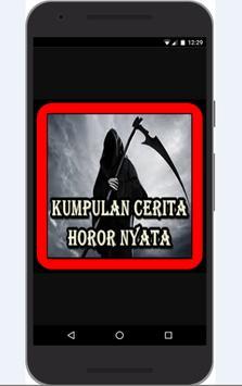 Kumpulan Cerita Horor Nyata screenshot 2