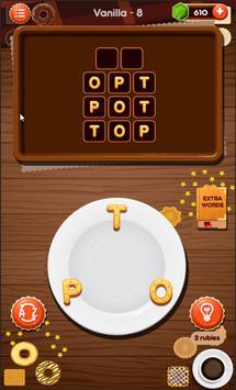 Word Oven - Bake Brain Cookies screenshot 5