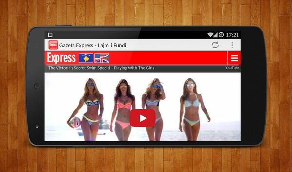 Gazeta Express - Lajmi Shqip screenshot 4