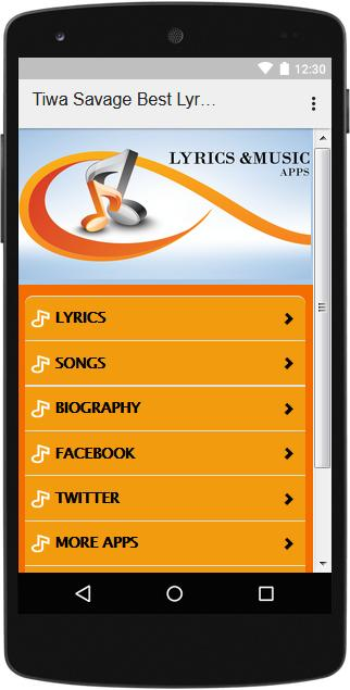 The Best Music & Lyrics Tiwa Savage for Android - APK Download