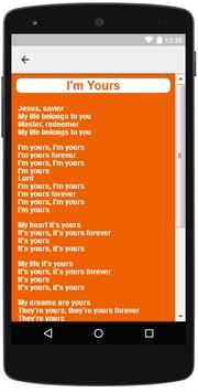The Best Music & Lyrics William McDowell screenshot 15