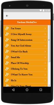 The Best Music & Lyrics William McDowell screenshot 8