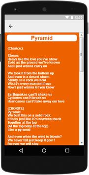 The Best Music & Lyrics Charice Pempengco screenshot 9