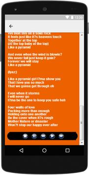 The Best Music & Lyrics Charice Pempengco screenshot 10