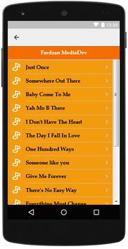 The Best Music & Lyrics James Ingram screenshot 14