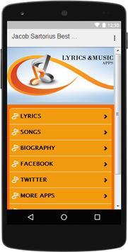 The Best Music & Lyrics Jacob Sartorius screenshot 7