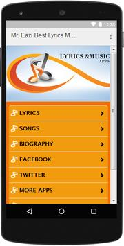 The Best Music & Lyrics Mr  Eazi for Android - APK Download