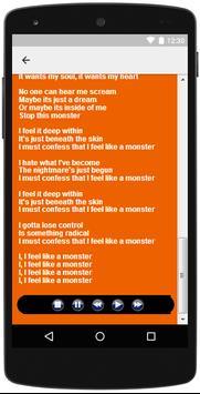 The Best Music & Lyrics Skillet screenshot 16