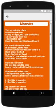 The Best Music & Lyrics Skillet screenshot 9