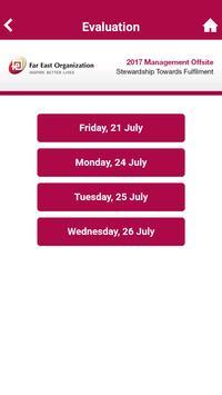 FEO 2017 Management Offsite screenshot 4