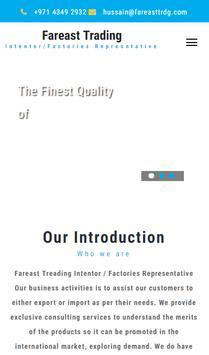Fareast Trading FZC poster