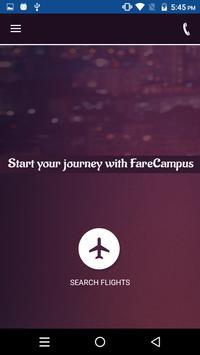 FareCampus screenshot 1