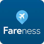 Fareness - Book Flights on the Cheapest Dates icon