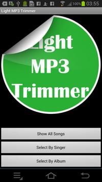 Light MP3 Trimmer poster