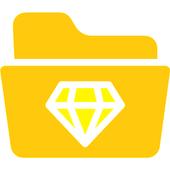 Diamond File Manager icon