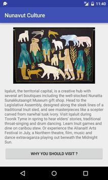 Nunavut Culture apk screenshot